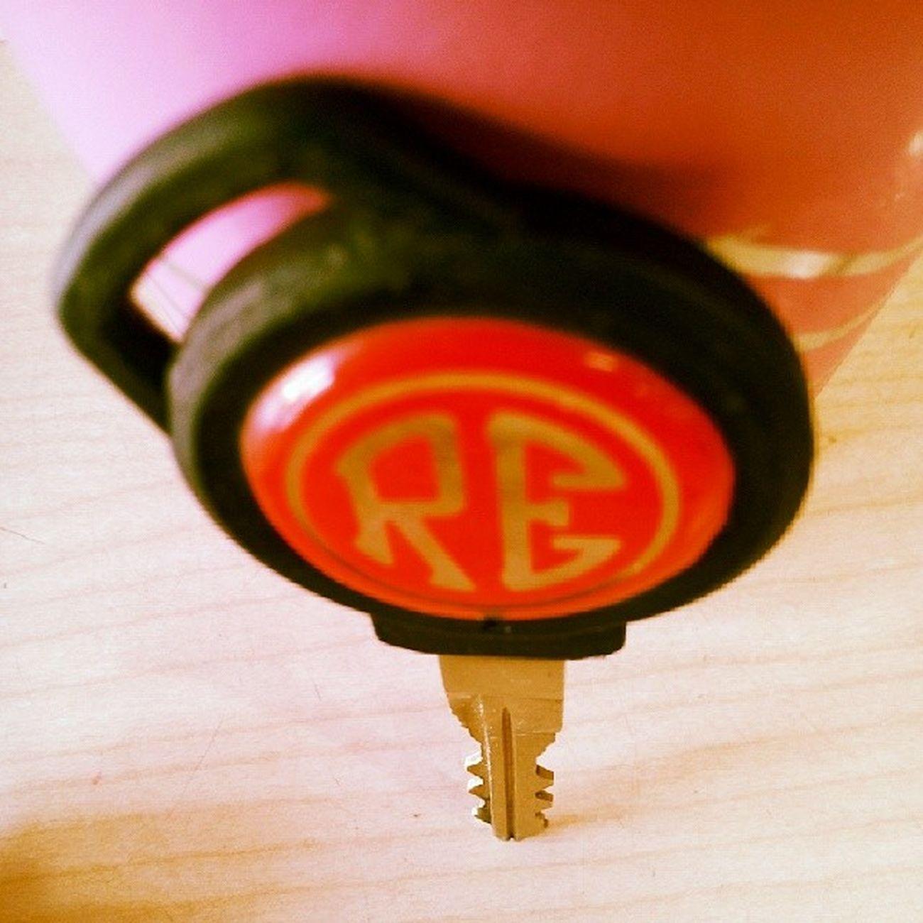 Royal Enfield Continentalgt Key