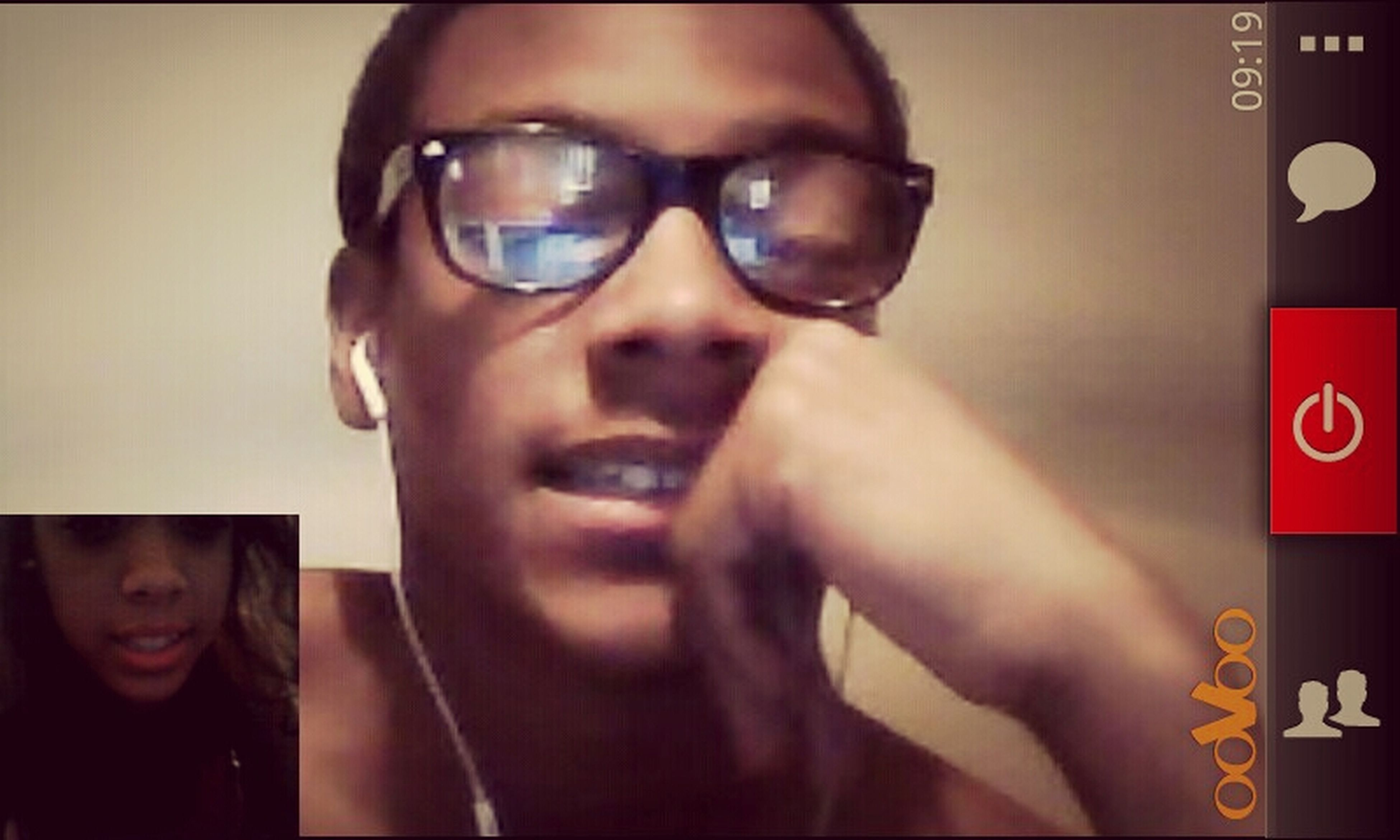 OoVoO With My BabyDaddy♥