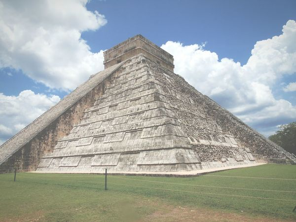 Chichen Itza Wonderoftheworld Mérida Yucatan Mexico