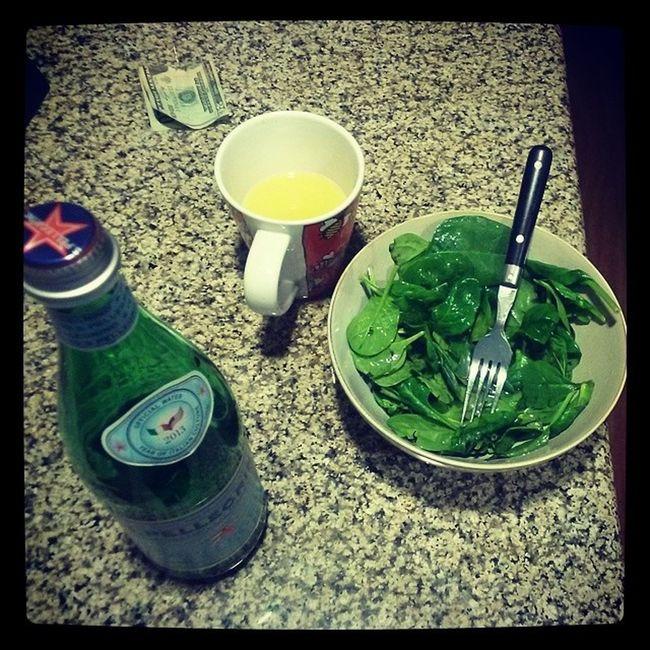 Homemadedressing Pellegrino Plus Orangejuice Butforrealsbrah Nofastfood