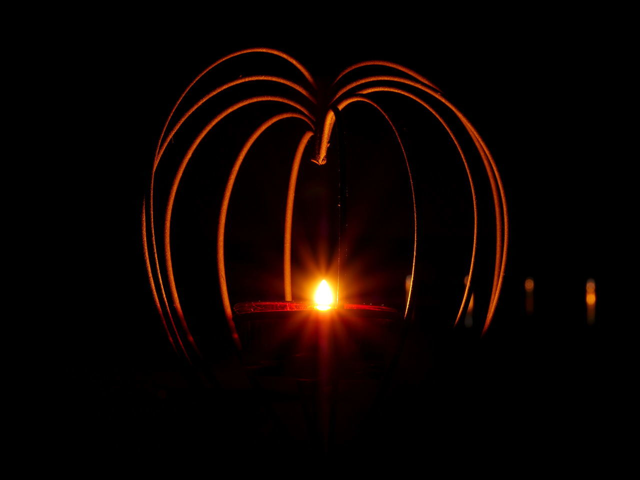 Abstract Black Background Candle Candle Flame Candle Light Darkness And Light Long Exposure Low Angle View Macro Night No People Wire Selective Focus Taking Photos Close-up From My Point Of View Close Up Flame At Home