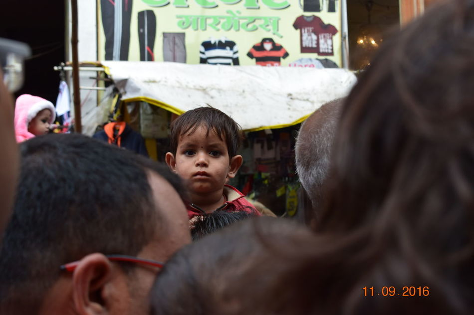 Snap A Stranger Child Children Childrenphoto Crowd India Innocence Innocent Eyes People Street Streetphotography