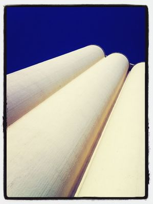 Silos at North Melbourne by •milo_van_otis•