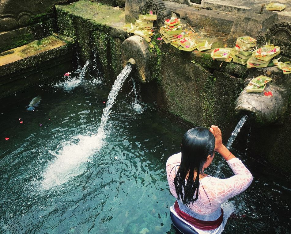 Bali Holy Holy Temple Holywater  Induism Pray Prayer Religion Temple Water