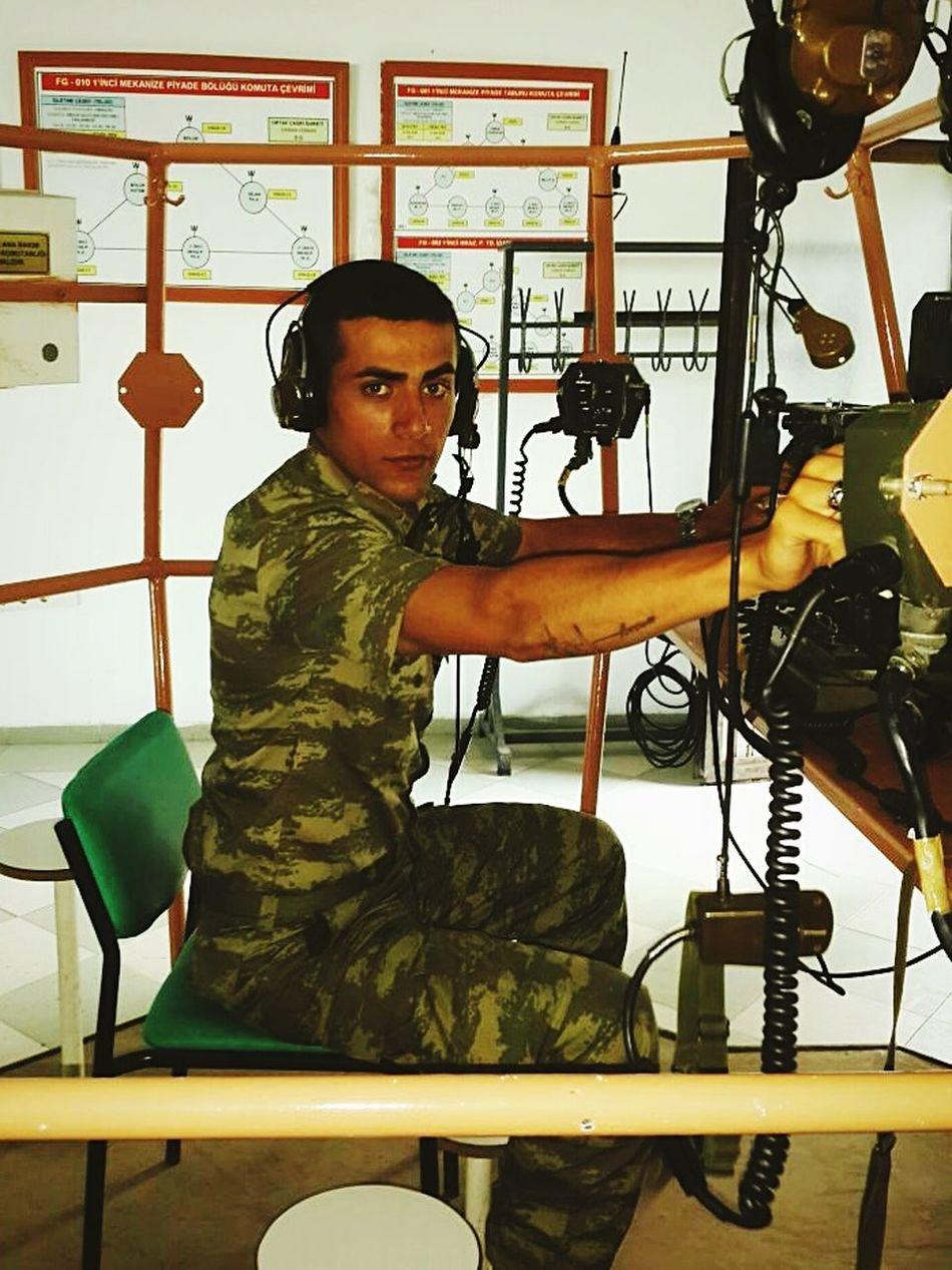 Relaxing Karadeniz Sabahsabah Soldier