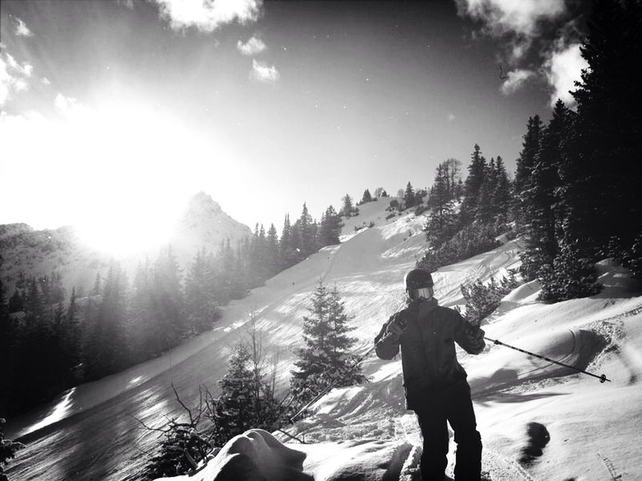 Powder. Sun. Friends.