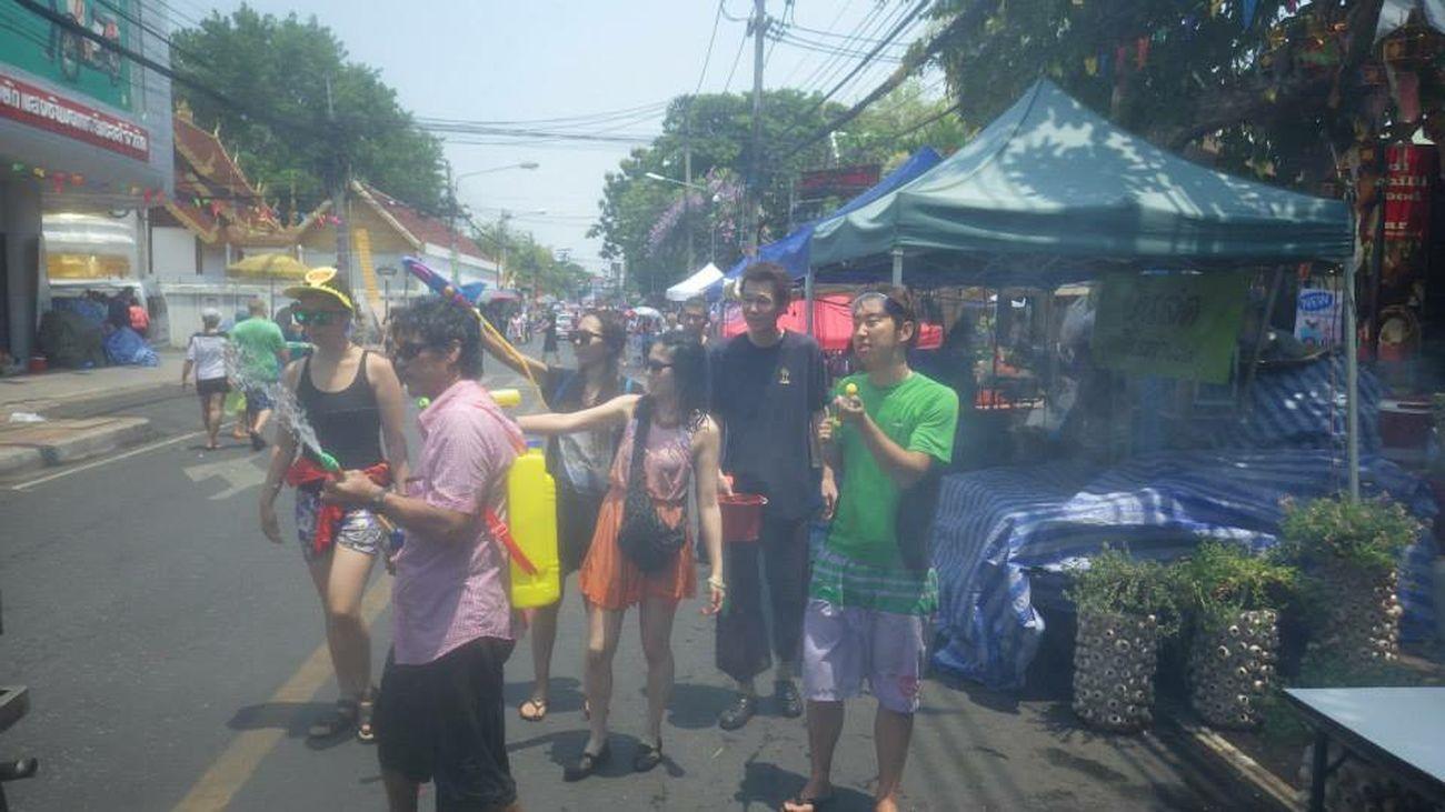 Hi! Songkran Festival