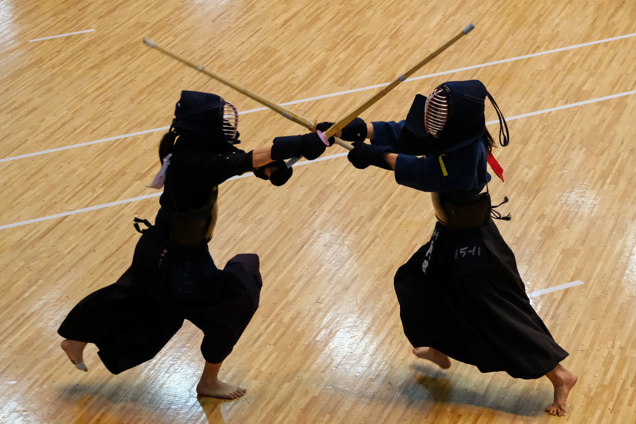 Budo Flooring Hardwood Floor Japanese Culture Kendo Sport Sports Sports Photography Swordman Ship X-PRO2 XF50-140mm The Portraitist - 2016 EyeEm Awards