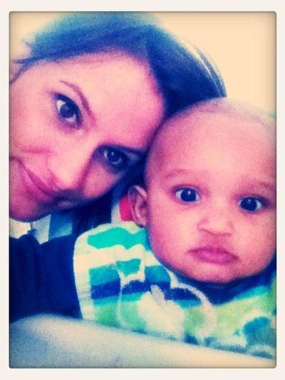 Me And My Babyboy