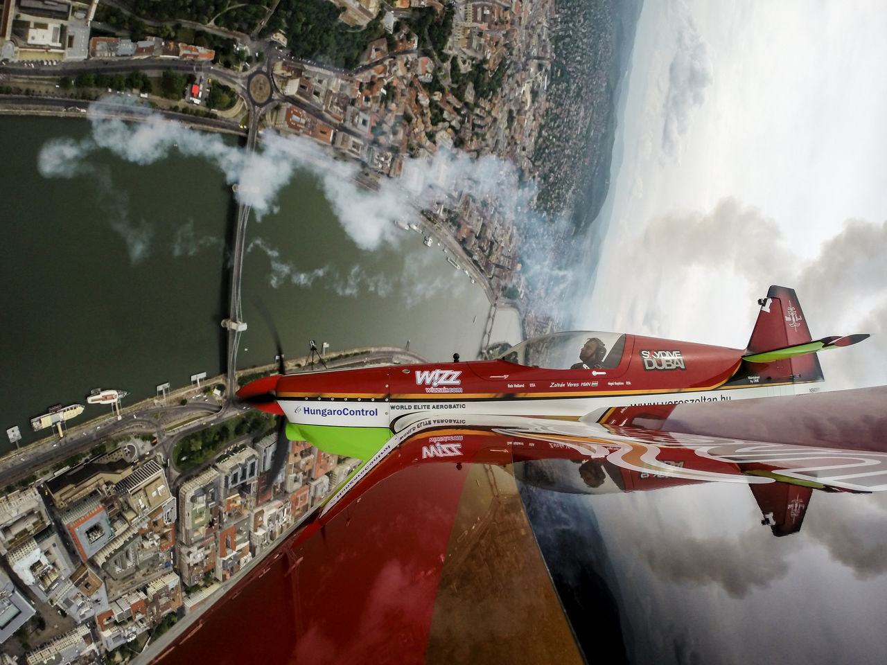 Nagyfutam - Veres Viktor aerobatic pilot Air Airplane AirPlane ✈ Budapest City Cloud - Sky Cloudy Danube Eye4photography  EyeEm EyeEm Best Shots EyeEm Gallery EyeEmBestPics Fly Landscape Nagyfutam PhotoByMe Photography Pilot River Smoke - Physical Structure Sport Market Reviewers' Top Picks