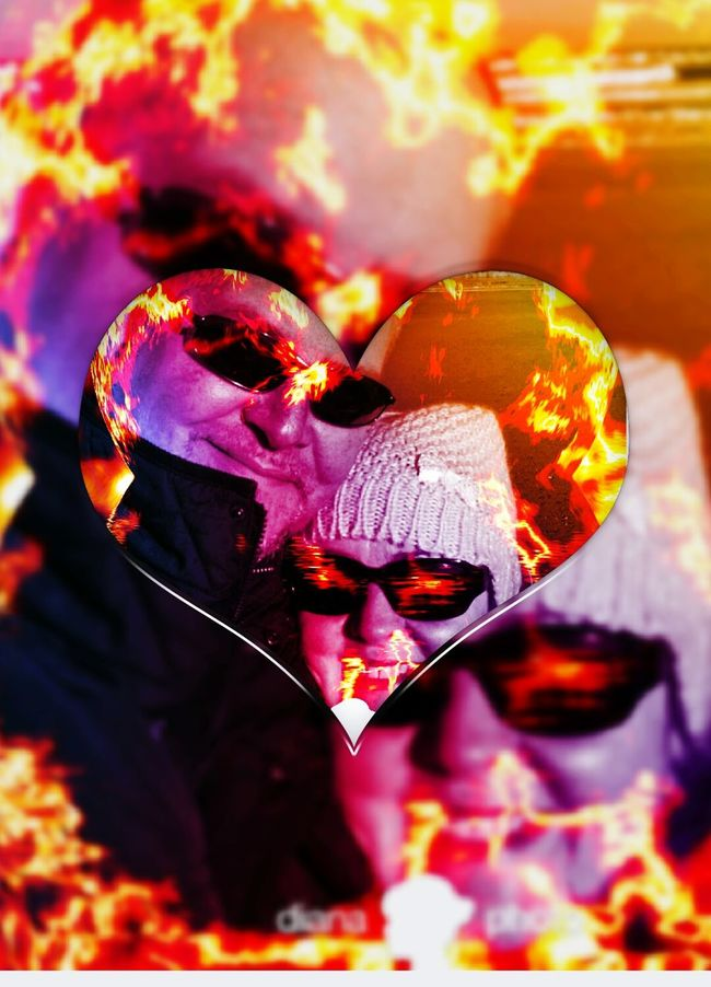 Burning Love Love ♥ Special Effects Flames Burning My Love ❤ Two Is Better Than One
