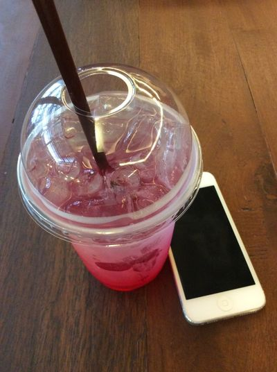 Deceptively Simple Beverage IPhone Onthetable NoEditNoFilter Waiting Hungry Simplicity Eye4photography  Travel By Puk✈️