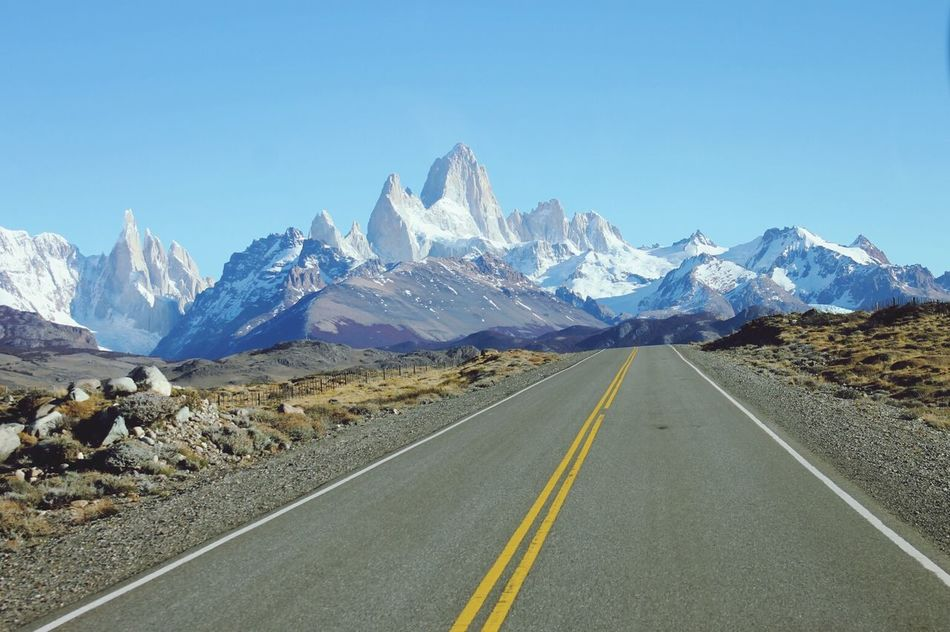 Beautiful stock photos of berge,  Argentina,  Beauty In Nature,  Blue,  Clear Sky