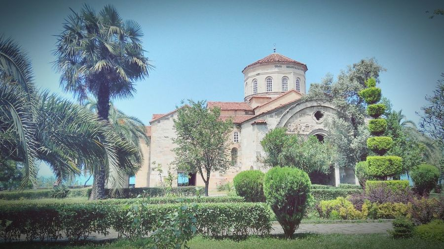 Trabzon , Turkey , Ayasofya (Hagia Sophia) Mosque 🕌