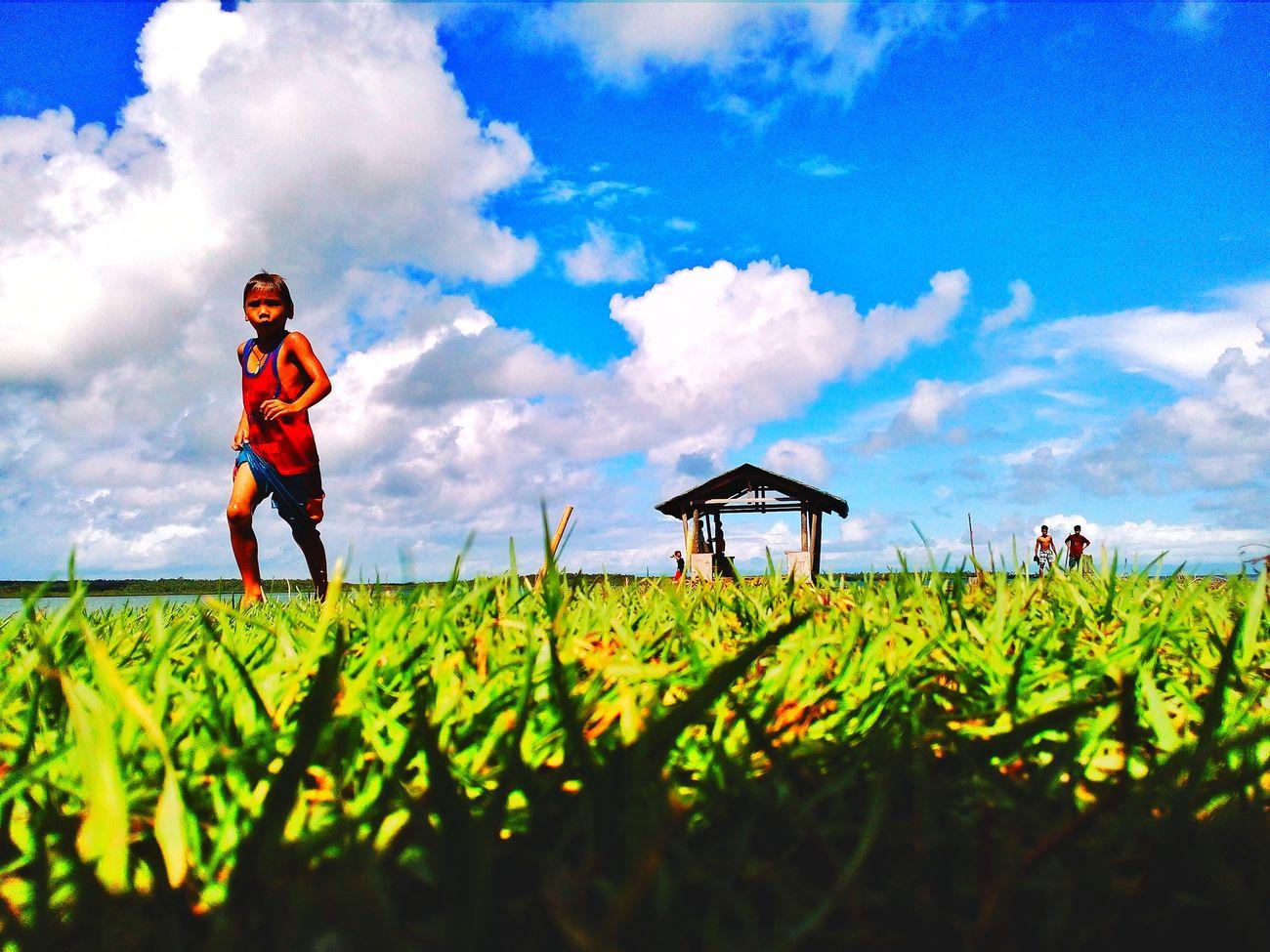 Run lost boy