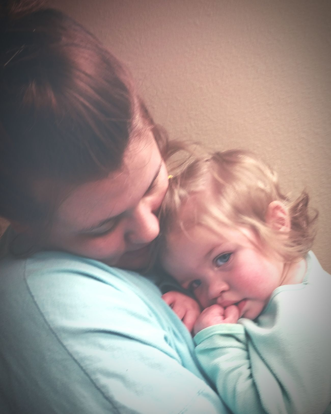 Mommy's Love Babygirl Moments Mommylife Simple Moment Sickgirl Mawmawsgirls Amotherslove