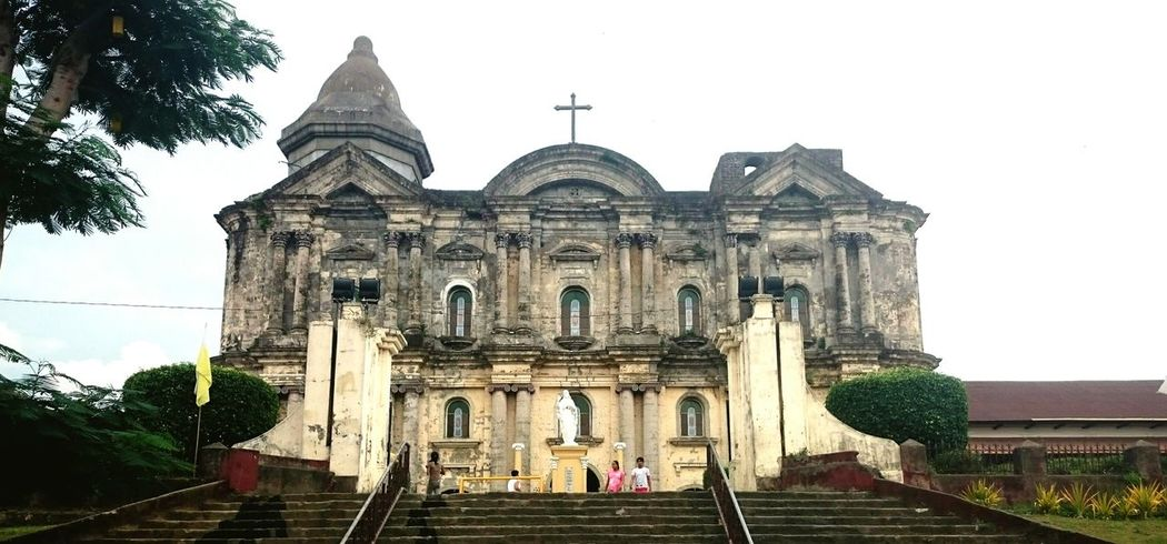 Taal, Batangas Old Church Blessed  Historical Building Feel The Journey