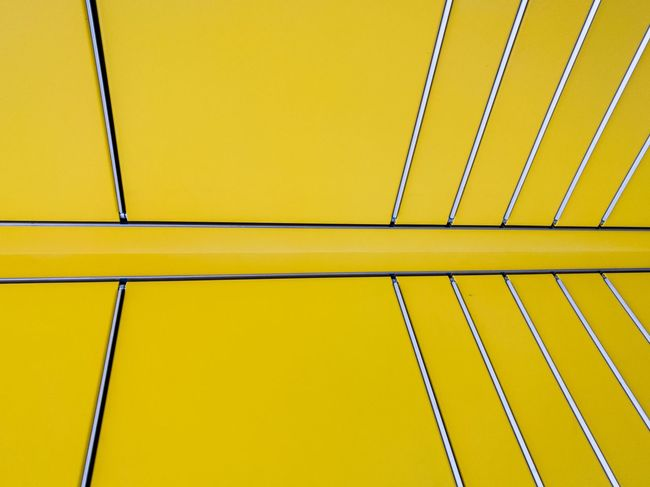 Yellowmellow Abstract Backgrounds Cityexplorer Close-up Exterior Design From My Point Of View Full Frame Geometric Abstraction Geometric Shape HuaweiP9 Lines Lines And Shapes Minimal Minimalism Minimalist Minimalistic Minimalobsession No People Simplicity Surfaces And Textures Symmetrical Yellow Yellow Color