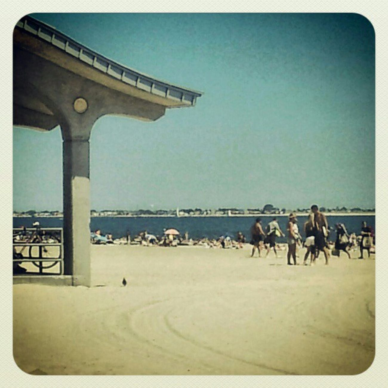 BrightonBeachNYC Life Is A Beach Brooklynnyc Sun Light