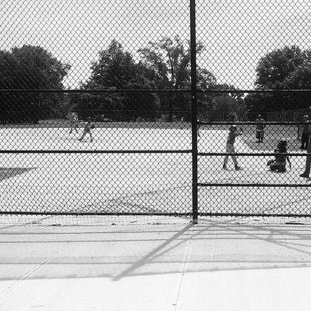 Guillotinephotographer Baseball Summerdays