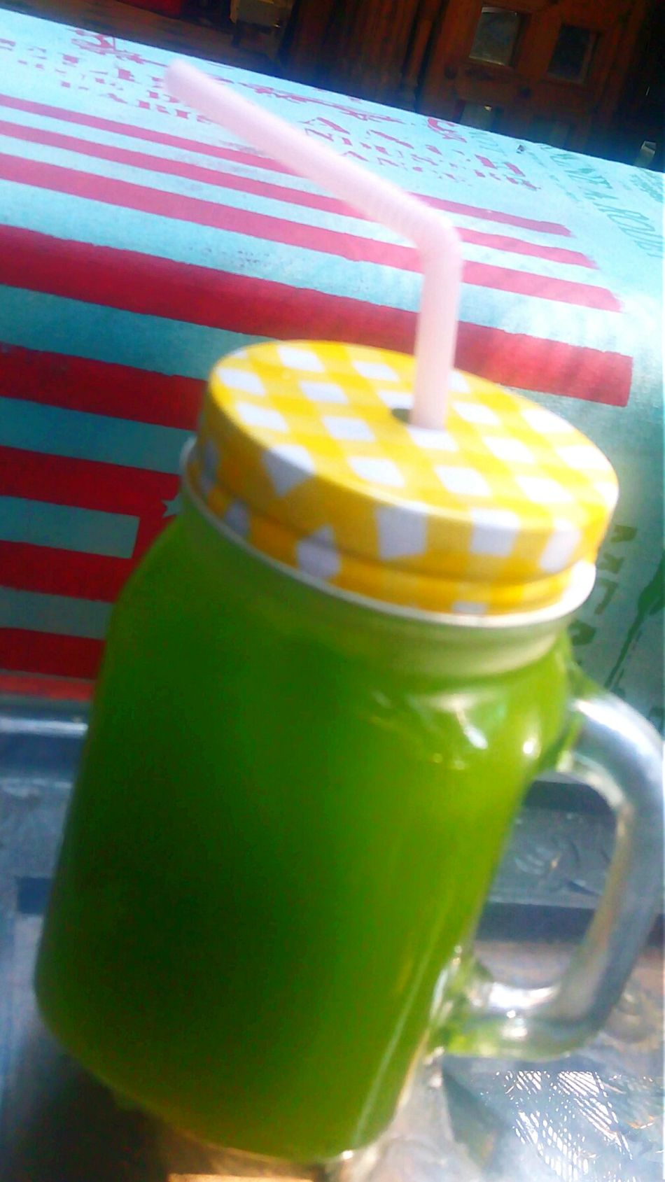 Green Juice Healthy Food Summertime My Favorite Breakfast Moment The Essence Of Summer Colour Of Life