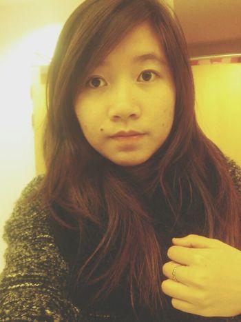Selfie ✌ Innocence Hehe ^_^ Hello World