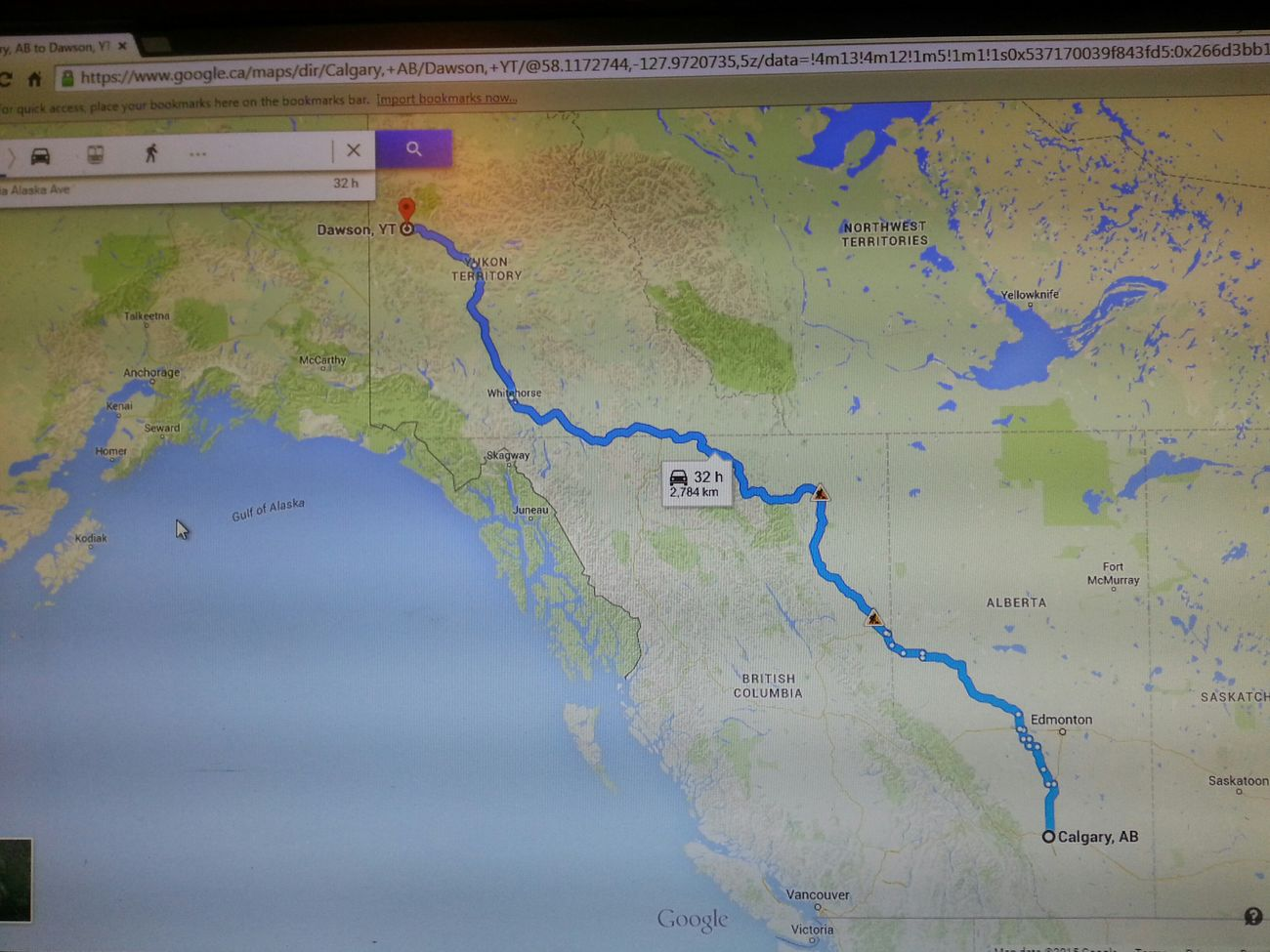 Calgary to dawson....summer vacation....cant wait Road Trip Calgary To Dawson City Epic Vacation