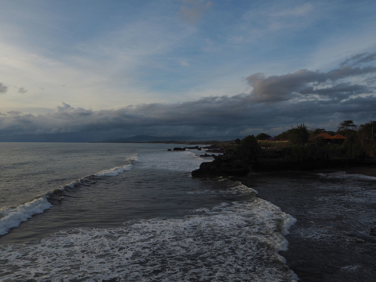 🌊 Tanah Lot 🌊 Travel Wave Surfing Bali Bali, Indonesia Beach Beach Life Beach Time Beauty In Nature Cloud - Sky Exceptional Photographs EyeEmNewHere Landscapes Life Is A Beach Lifestyles Nature Ocean Outdoors Sea Sea View Sky Tadaa Community Tranquility Travel Destinations