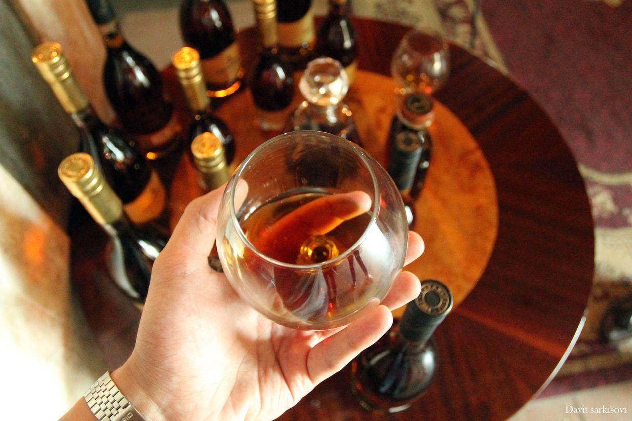 Tbilisi Davitsarkisovi Cognac Sarajishvili Wine Not