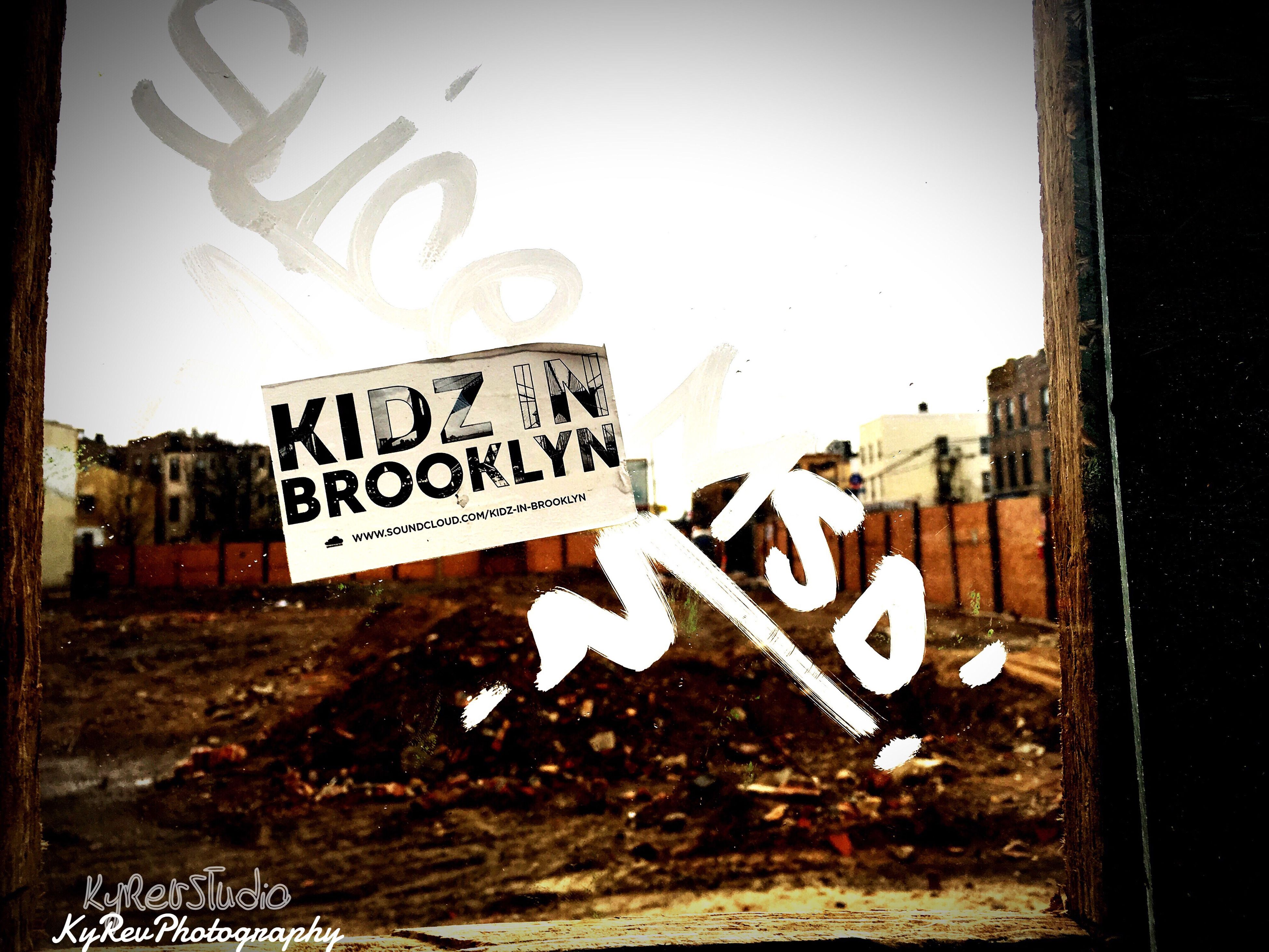 KIDZ IN BROOKLYN Photography Is My Escape From Reality! PhotoByMe NYC Photography Iphonephotography KyRevPhotography Eye4photography  IPhoneography Photography Photographylovers Shot On IPhone Iphone6splus Check This Out Brooklyn Taking Photos NYC Construction Construction Site Hello World