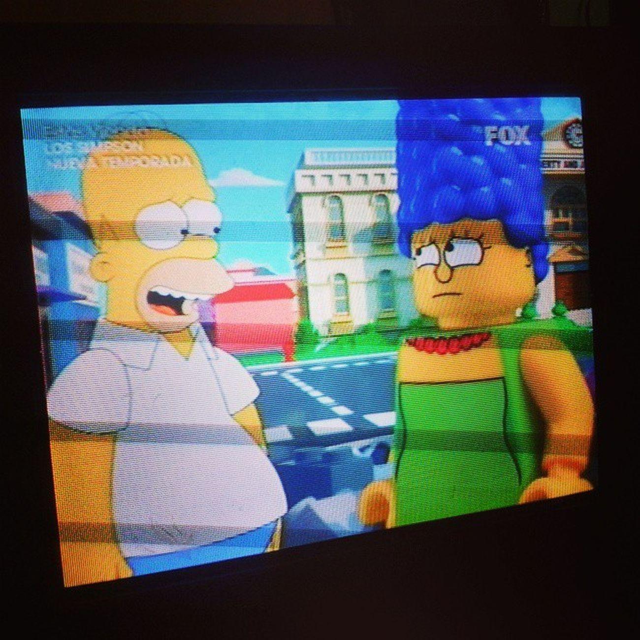 Nacion Simpson Fox Instamoment lego