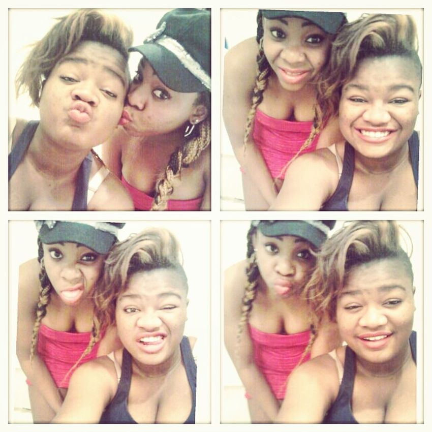 Been through it.all. Lived all the drama .....only us now.....best friends..she gets on my nervous sometimes....I wanna kill her sometimes but.still love her