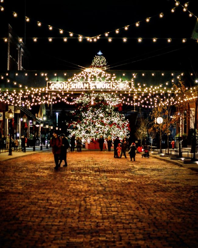 The Culture Of The Holidays tis the season in Distillery District Distillery District Illuminated illuminated Night Celebration ChristmasEye4photography  Architecture Eye4photography  EyeEm Christmas Decoration Architecture Christmas Lights Togetherness Building Exterior Tradition Lights At Night EyeEmToronto Torontophotography Eye4photography  Christmas Spirit Creativity Eye4photography  Streetphotography