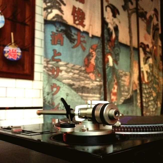 Soundtrack Of Our Lives Turn Table Dj Japanese Theme First Eyeem Photo