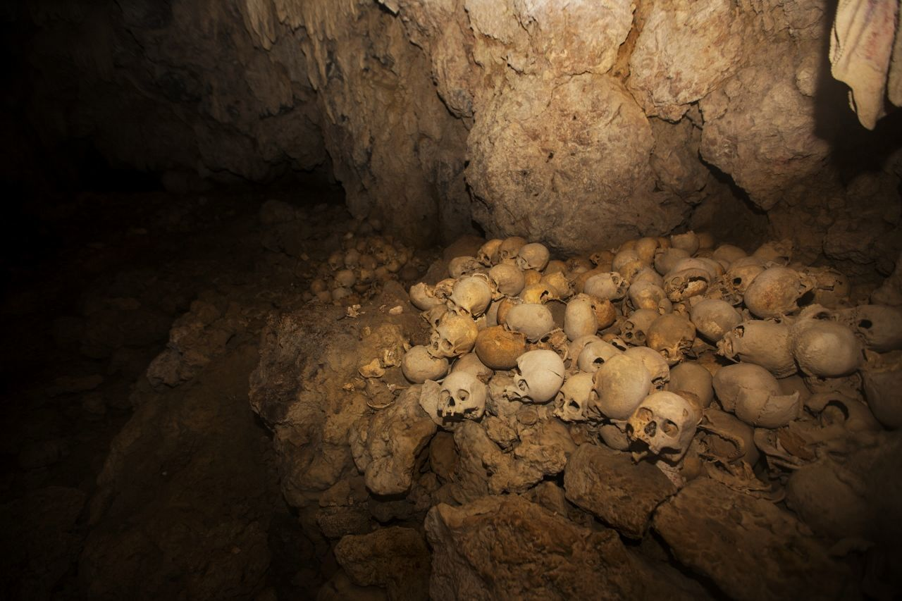 Skull Caves, Milne Bay, Papua New Guinea Alotau Culture Human Skull Milne Bay Png Skull Caves Traditional Trophy Skulls