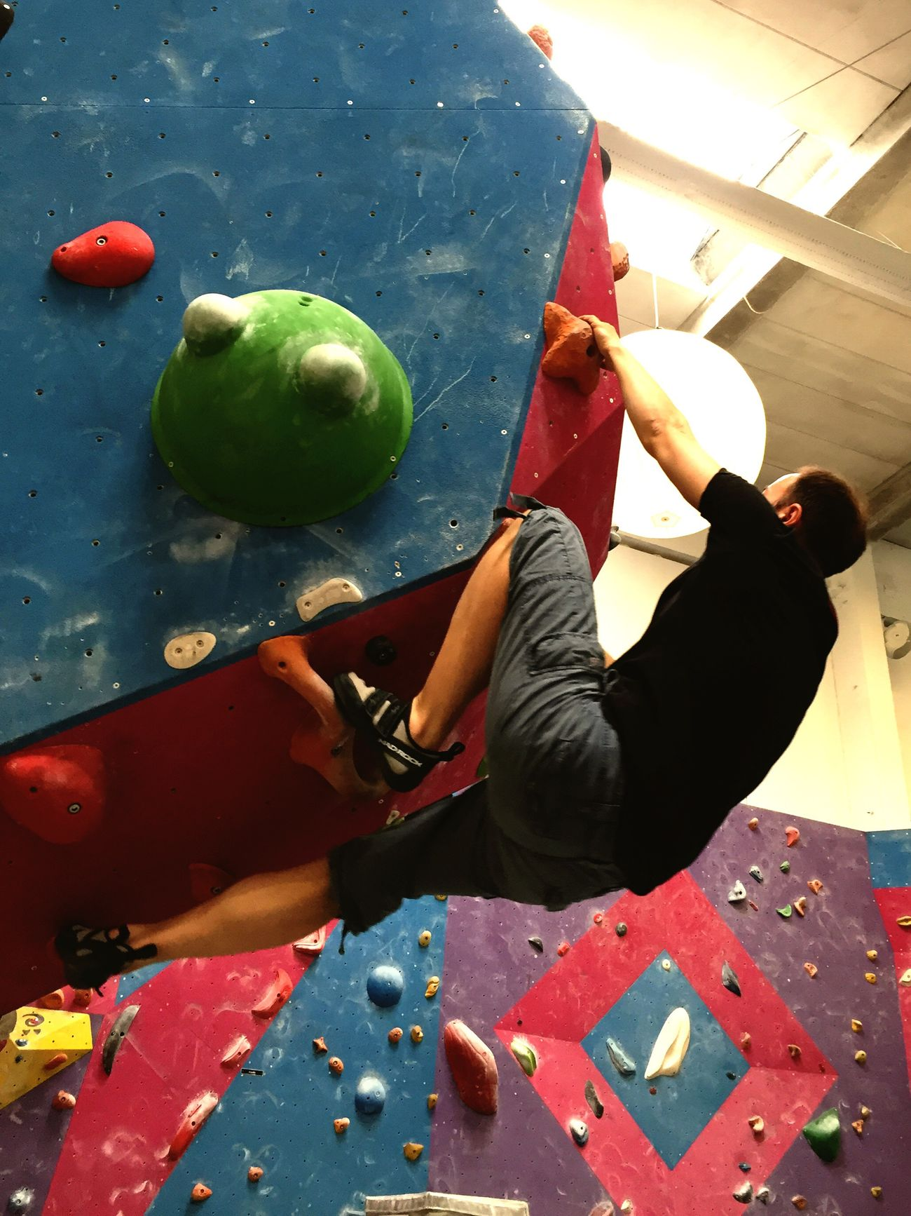 Life 2 Filter IPhoneography Climbing Sport Sports Photography Escalade Effort That's Me Blocks