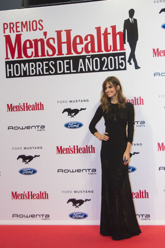 Ariadne Artiles, Spanish Model, was awarded the Men's Health Women's health Woman of the Year Award during the photocall for the Men's Health Man of the Year 2015 Awards (Premios Hombres Del Año 2015). Madrid, Spain 28th January 2016. Awards Celebrity Dress Editorial  Fashion Men's Health Awards 2015 Men's Health Man Of The Year 2015 Awards Model Photocall Red Carpet Vip Woman