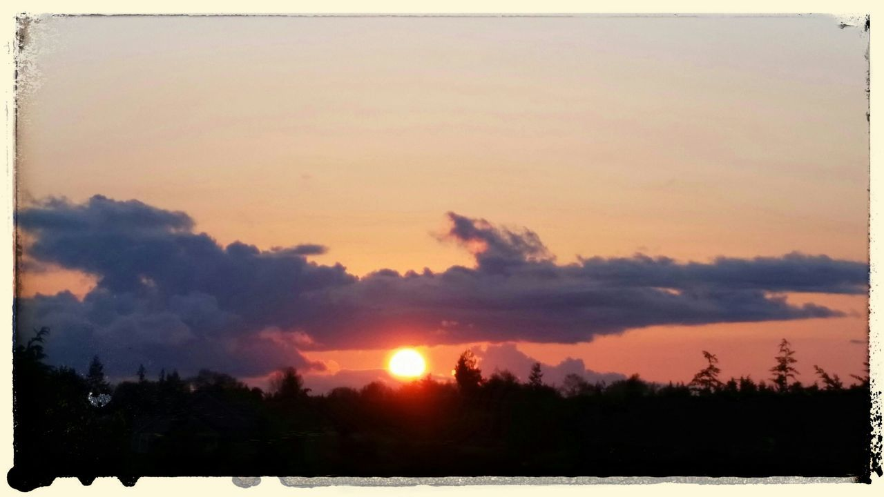 Sunset Sequim Olympic Peninsula Things I Saw Today Go West Unemployeddays