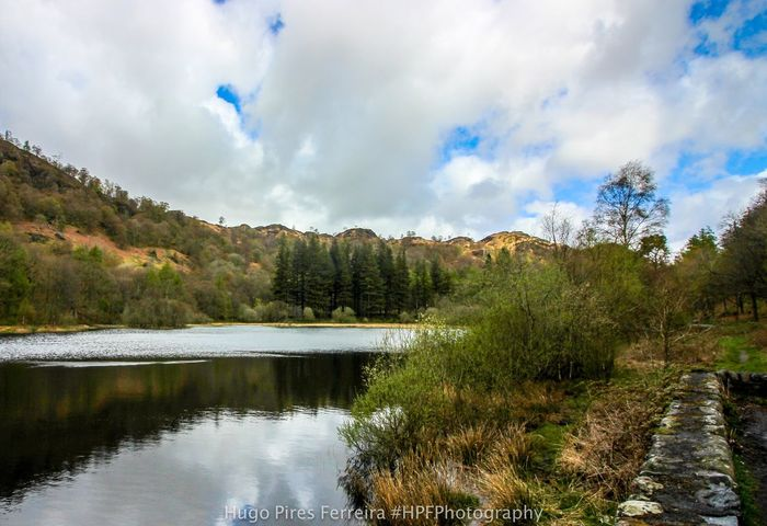One of many walks through the Lakedistrict Amateurphotography Hpfphotography Canon600D Wideanglelens Canon Amazingnature Landscape a lake near Ambelside Photography Blog Blogging Wordpress more at HPF Photography FBpage , link in the bio
