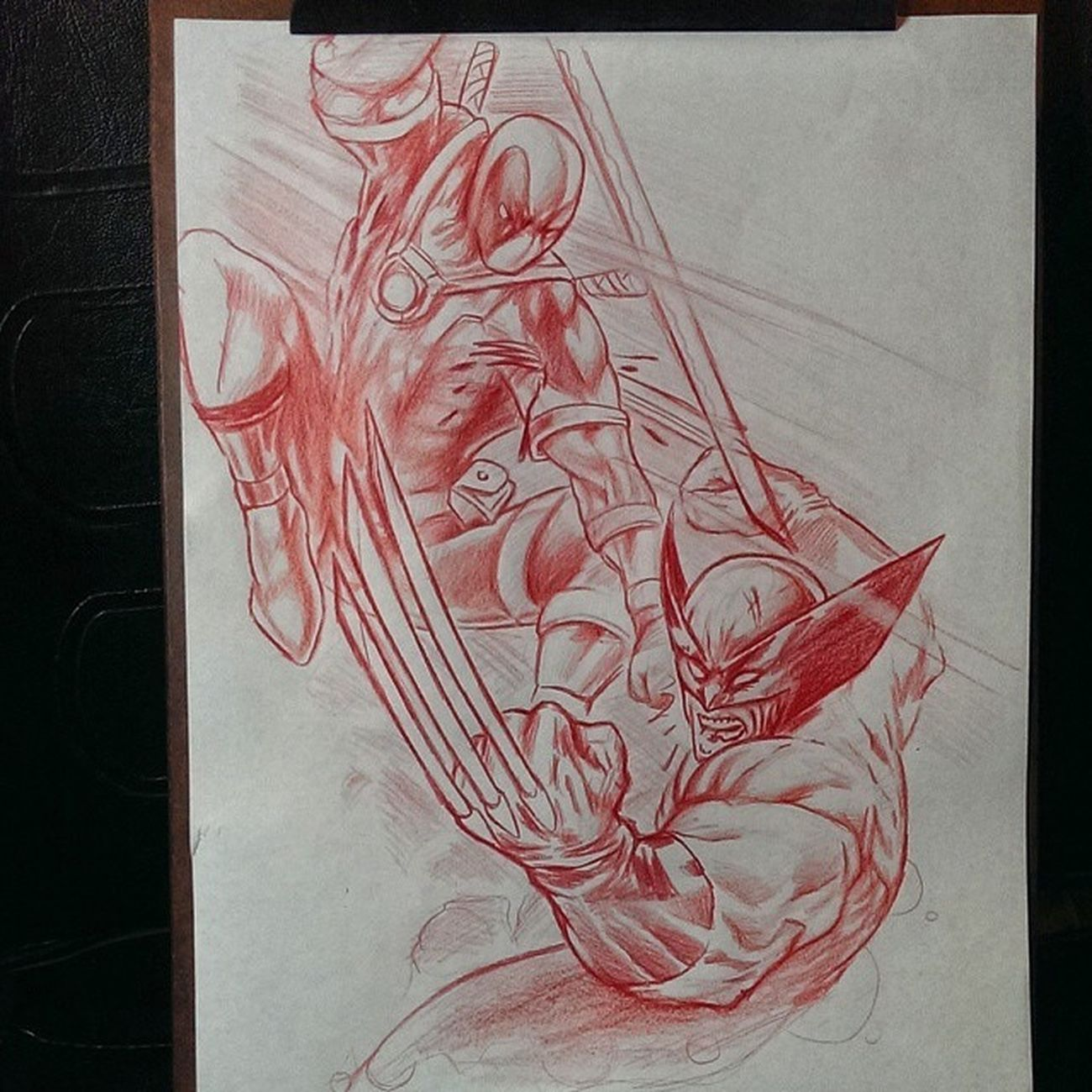 Sketch for client tattoo Check This Out Fullcustomtattoo JacksonvilleFL