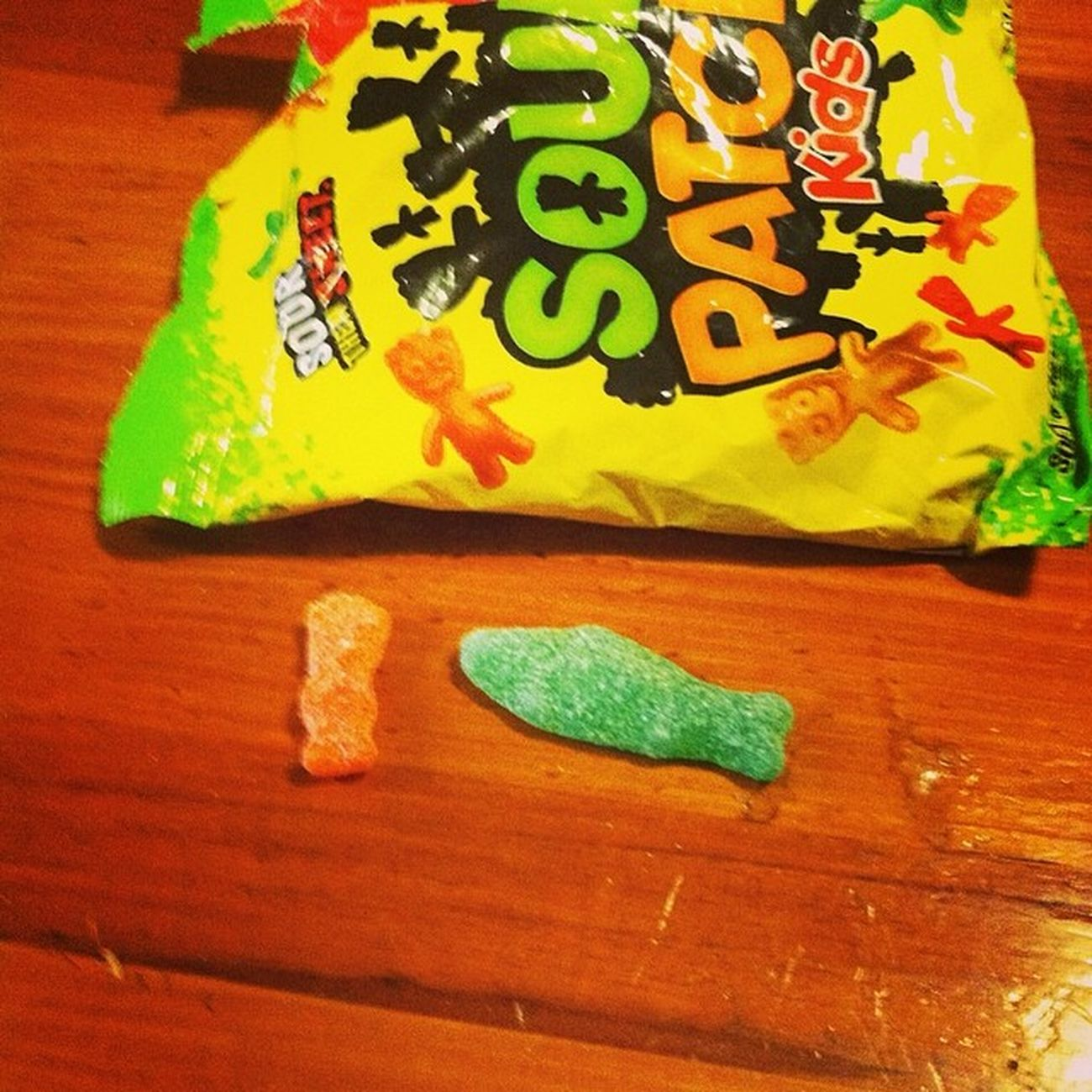 I found an outsider in my sour patch kids... Outsider Swedishfish Sourpatchkids Candy random lie
