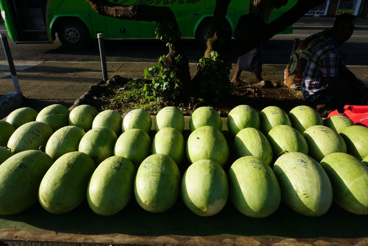 My Year My View Green Color Food No People Streetphoto_color SUVA FIJI ISLANDS Fiji Islands Travel Destinations Streetphotography Fiji Watermelon🍉🍉🍉