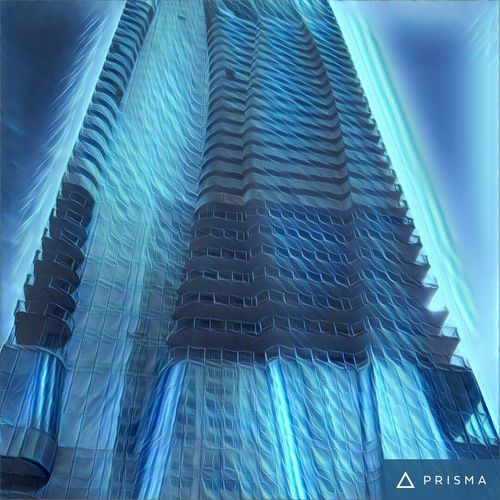 The new tower at Yonge and Bloor