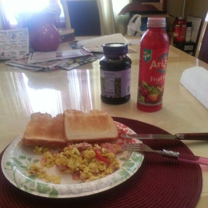 Breakfast Clutch Eggs Toast Arizon Abttogoin