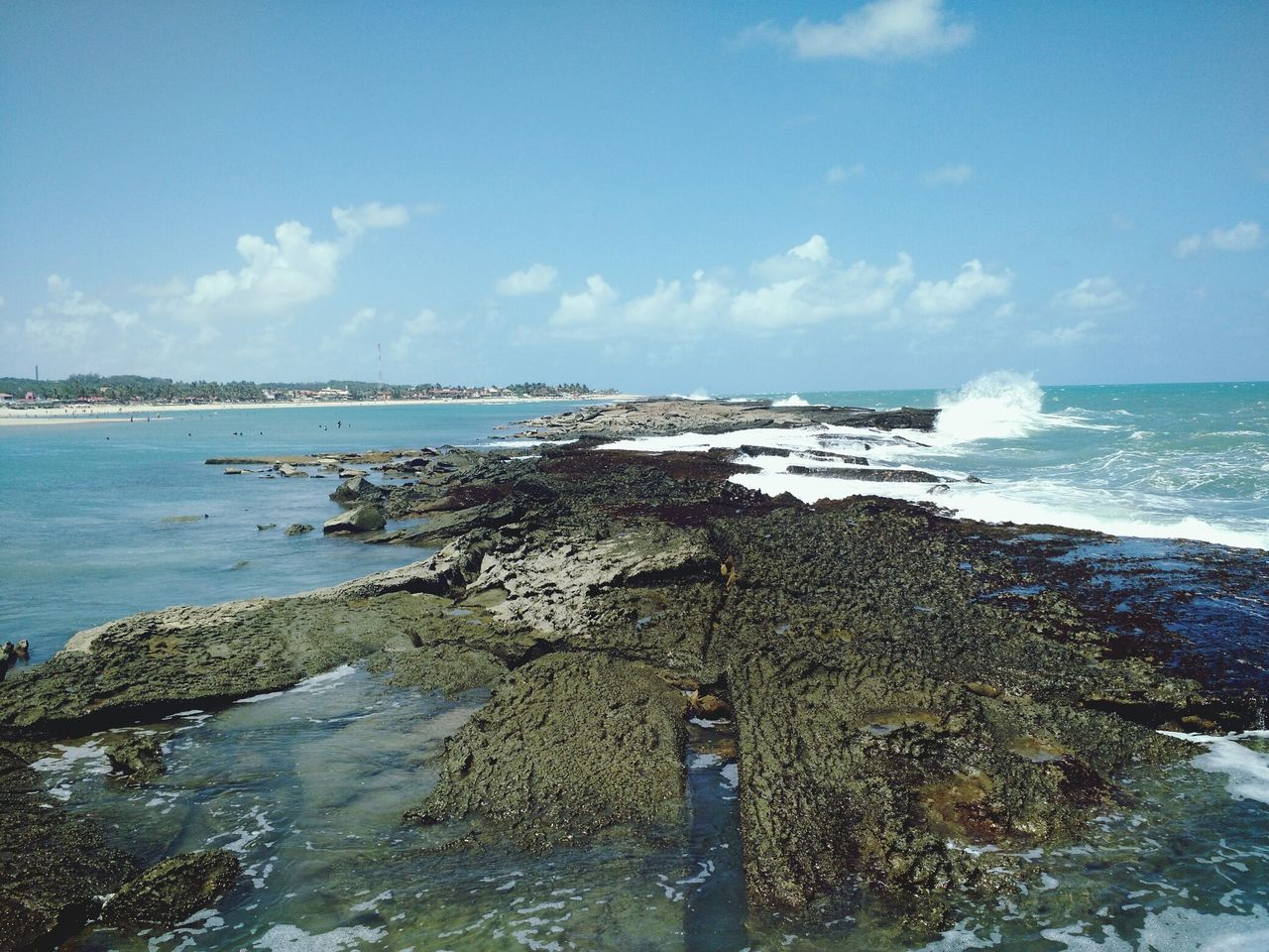 Sea Horizon Over Water Beach Nature Scenics Beauty In Nature Vacations Travel Destinations