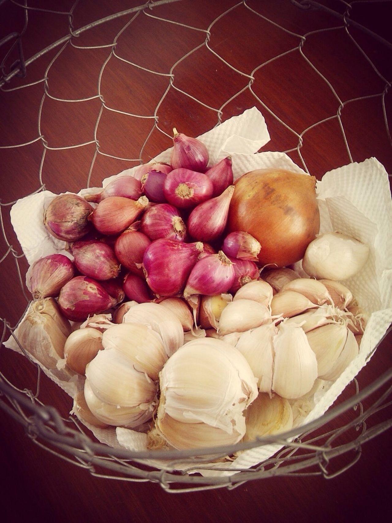 Onions Ingredients Kitchen Story Dapurdiam Fresh Reddish Garlic Clove