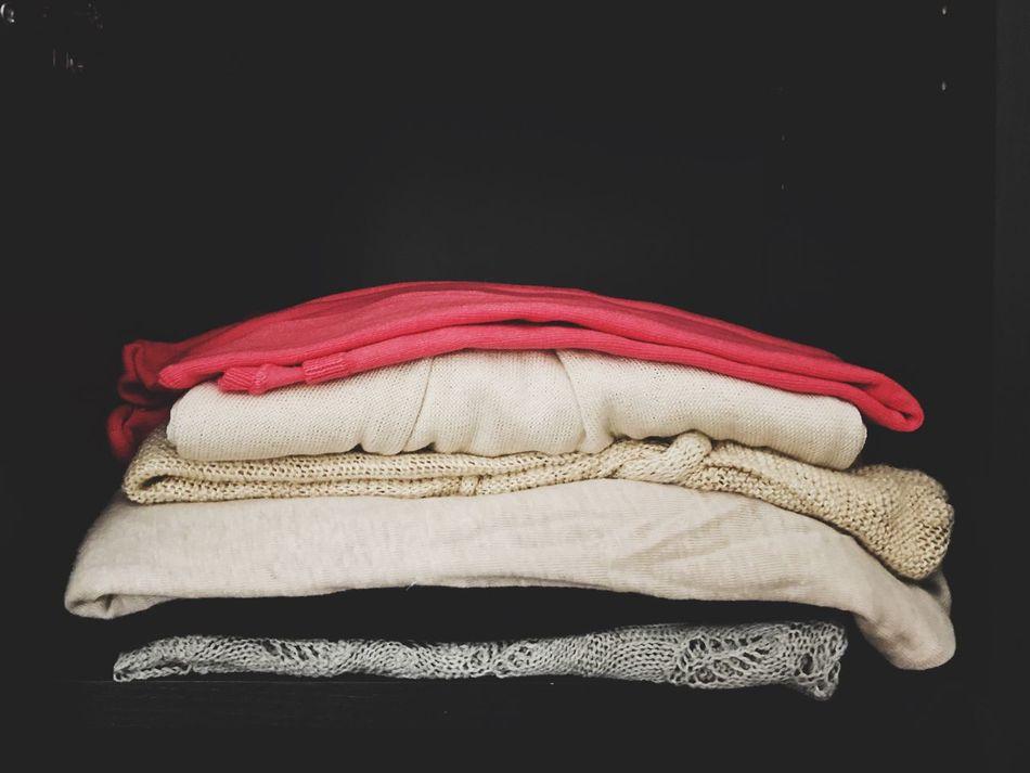 115/365 Clothing Towel No People Studio Shot Black Background Textile Indoors  Neat Warm Clothing Close-up Day
