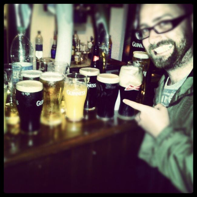 Free drink :-)