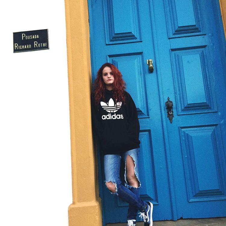 EyeEm Selects Young Women Door Historic Tiradentes -MG Architecture First Eyeem Photo