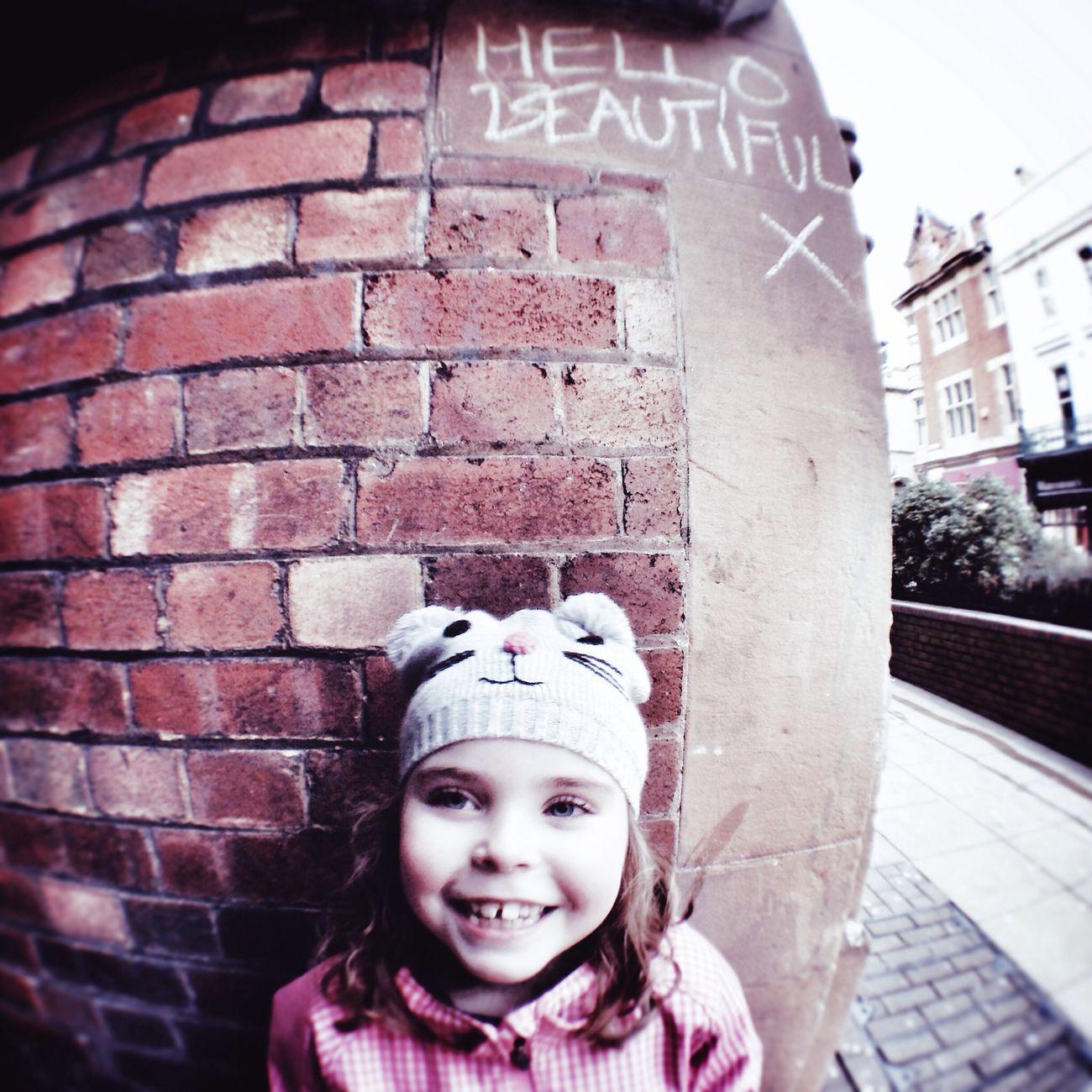 Hello Beautiful x Visual Statements AMPt_community Portrait